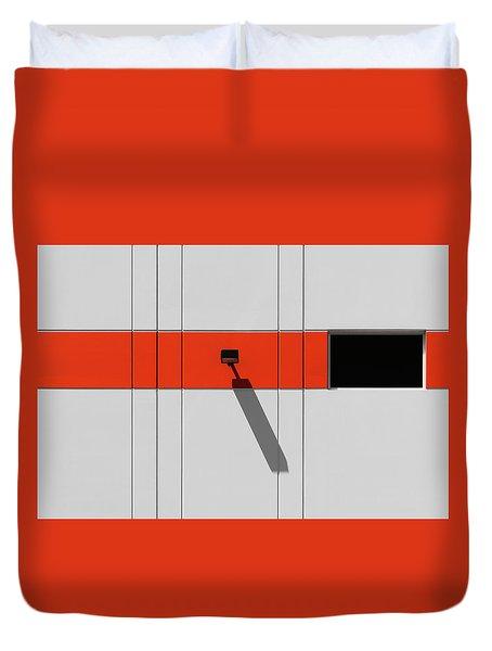 Industrial Minimalism 33 Duvet Cover