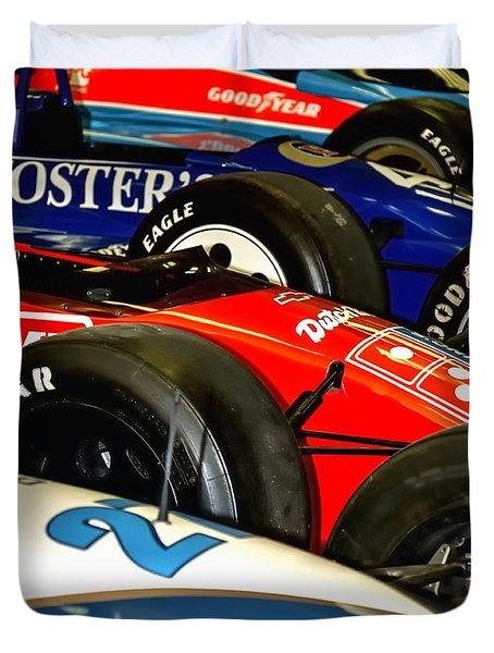 Indy Past 21170 Duvet Cover