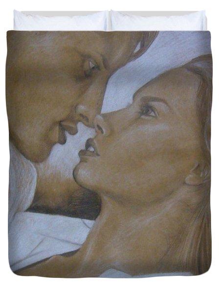 Infatuation Duvet Cover