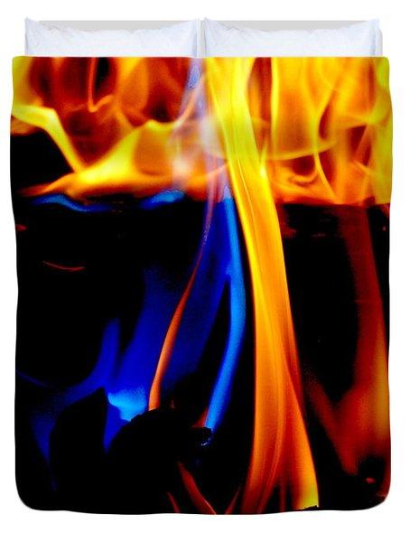Inferno Iv Duvet Cover