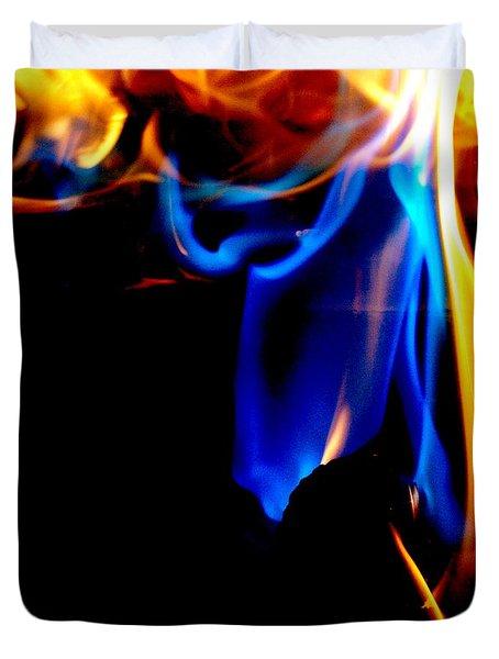 Inferno V Duvet Cover
