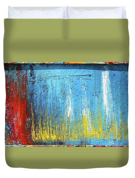 Infinity Duvet Cover
