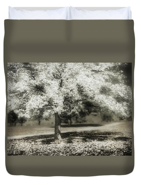 Infrared Duvet Cover