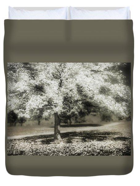 Infrared Duvet Cover