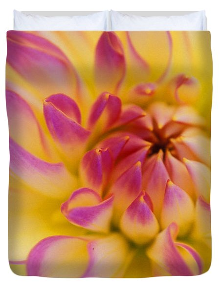 Inner Beauty Duvet Cover by Kathy Yates