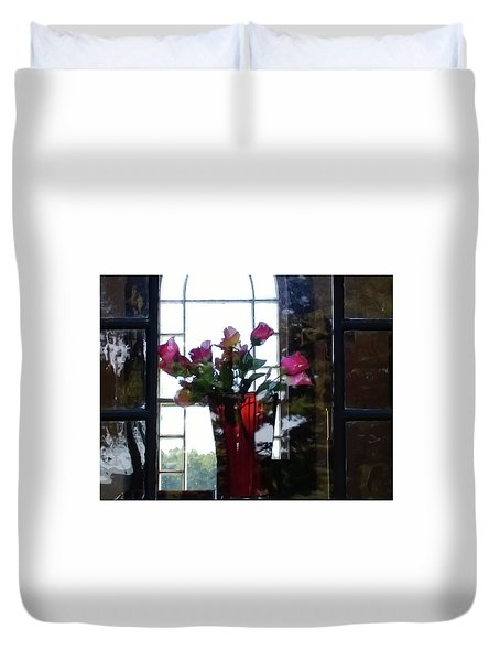 Inner Beauty Duvet Cover