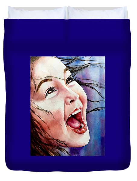 Inner Radiance Duvet Cover