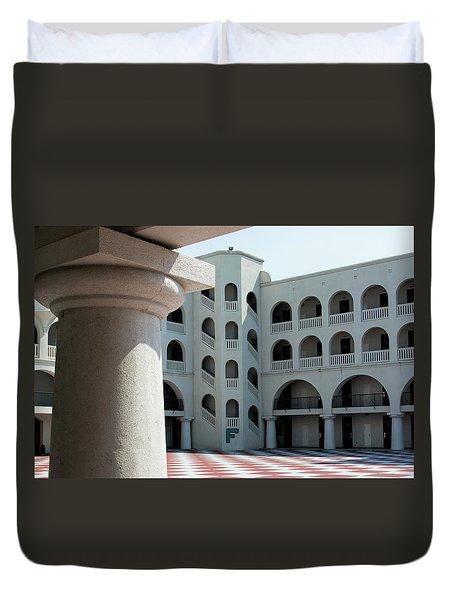 Inner Sanctum Duvet Cover