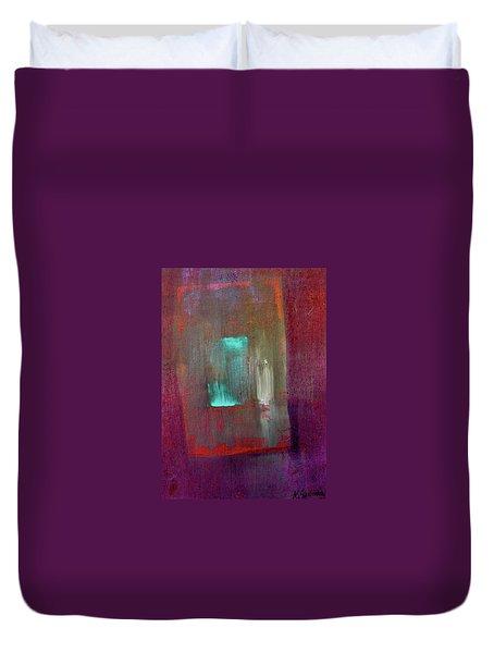 Inner Space Duvet Cover
