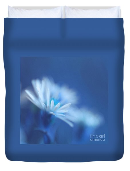 Innocence 11b Duvet Cover by Variance Collections