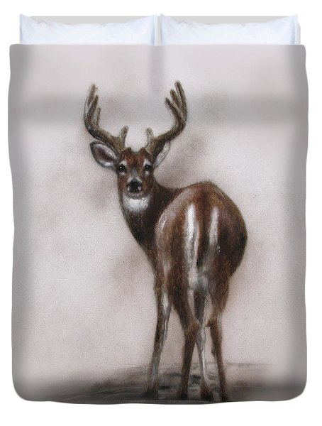 Innocent Beauty Duvet Cover
