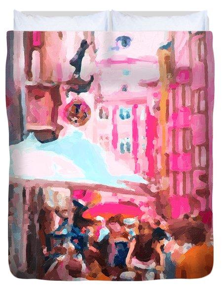 Innsbruck Duvet Cover