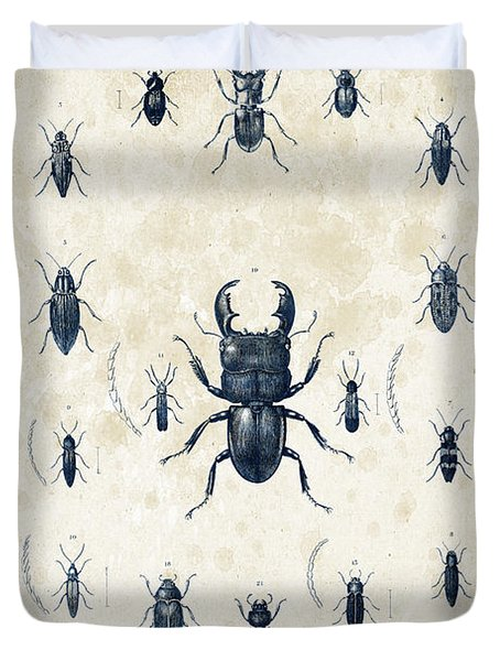 Insects - 1832 - 06 Duvet Cover