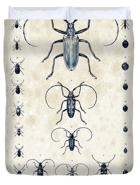 Insects - 1832 - 08 Duvet Cover