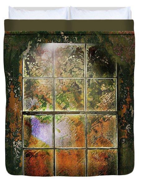 Inside Out Duvet Cover