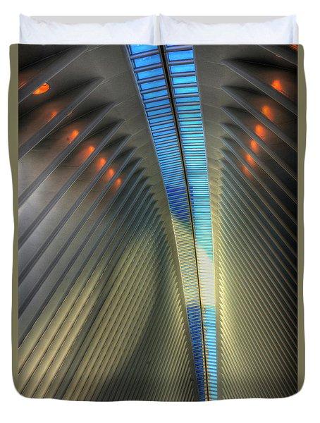 Inside The Oculus Duvet Cover