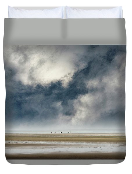Insignificant Duvet Cover