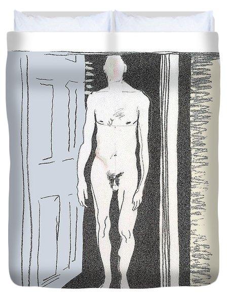 Insomnia 1 Duvet Cover