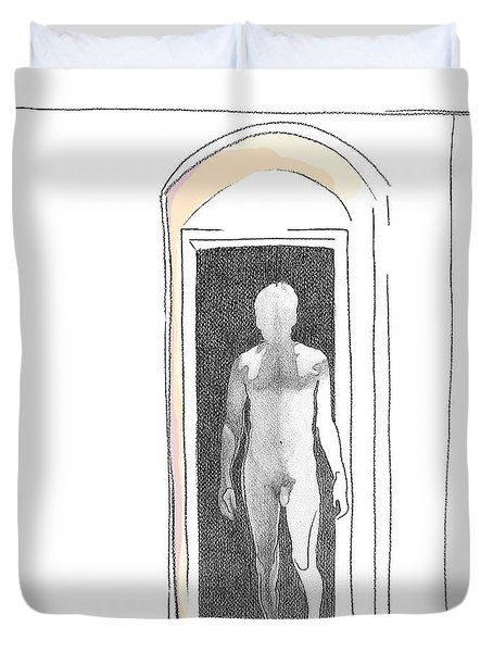 Insomnia 2 Duvet Cover