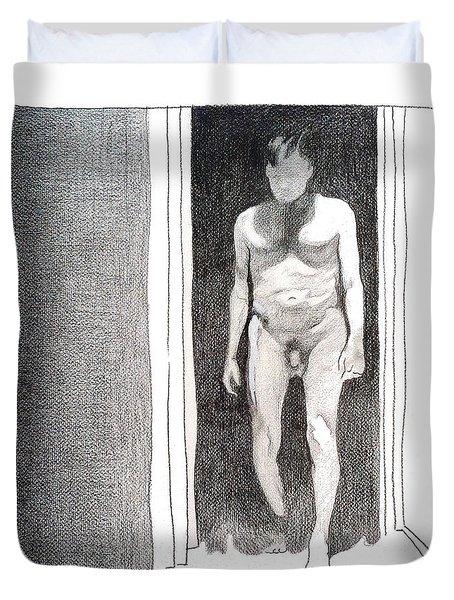 Insomnia 4 Duvet Cover