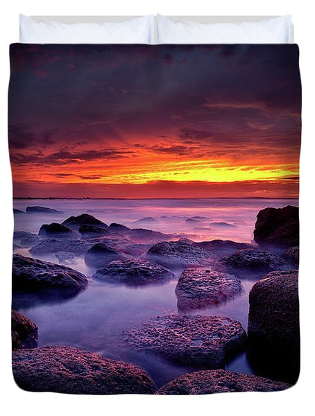 Inspiration Duvet Cover by Jorge Maia