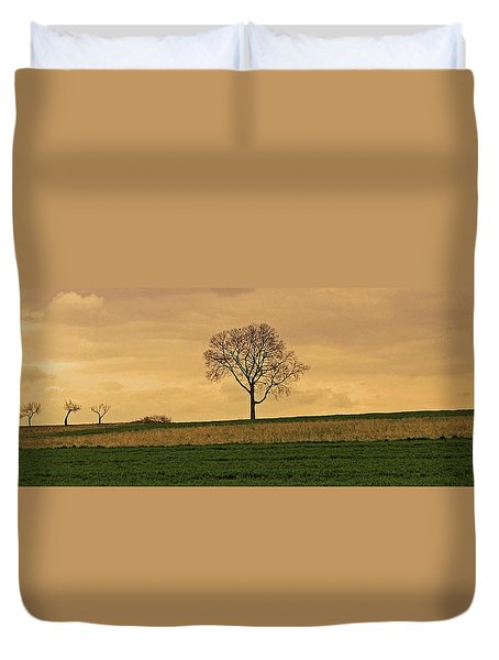 Inspiration Duvet Cover by Scott Mahon
