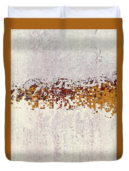 Insync 2 Duvet Cover