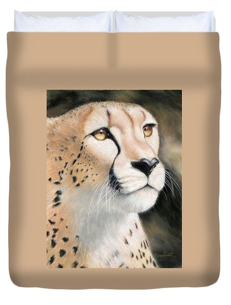 Intensity - Cheetah Duvet Cover