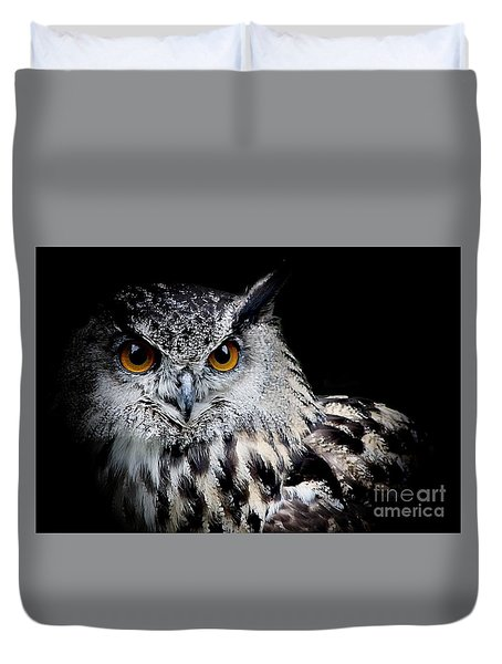 Intensity Duvet Cover by Clare Bevan