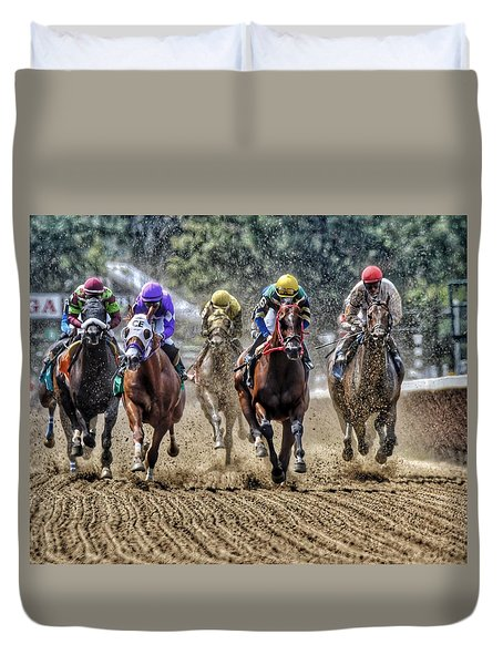 Intensity Duvet Cover