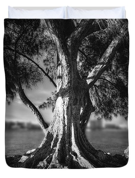 Intercoastal Pine Duvet Cover