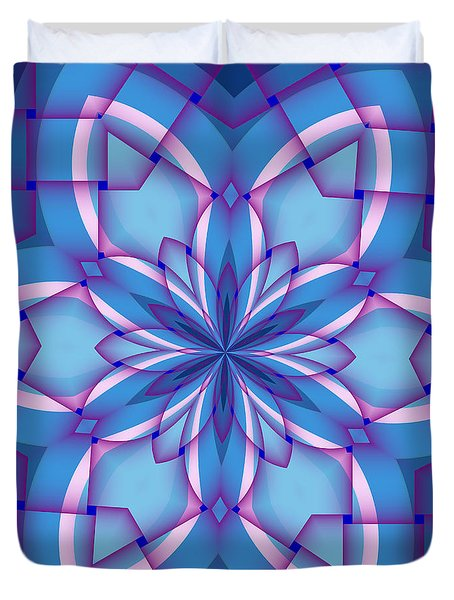 Interlaced Duvet Cover