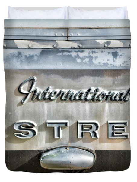 International Airstream Duvet Cover