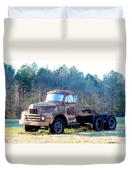International Harvester R200 Series Truck Duvet Cover