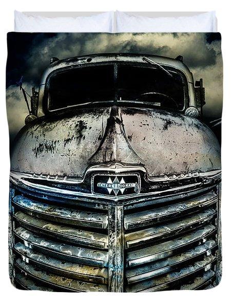 International Truck 7 Duvet Cover
