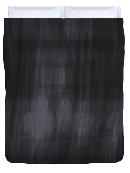 Interphase Arrival Duvet Cover
