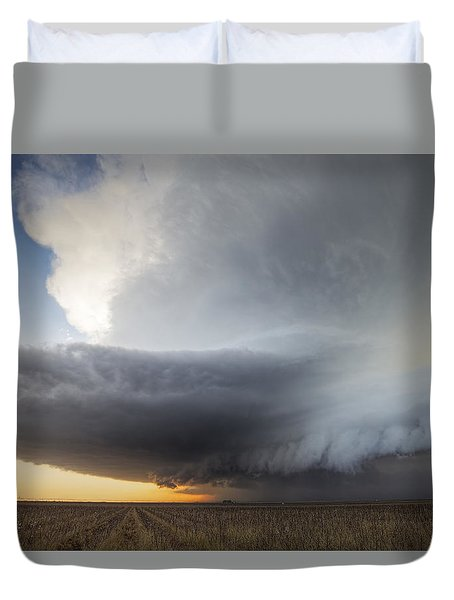 Intersection Duvet Cover