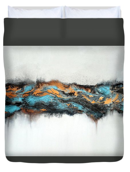 Intertwined 3 Duvet Cover