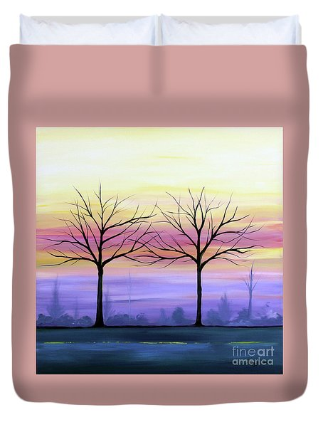 Intertwined Duvet Cover