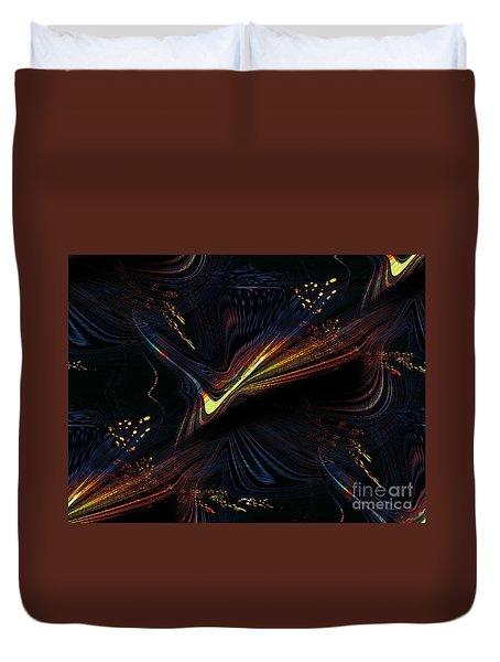 Meditative Vision Duvet Cover