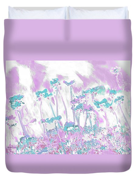 Intranquilas Duvet Cover by Alfonso Garcia