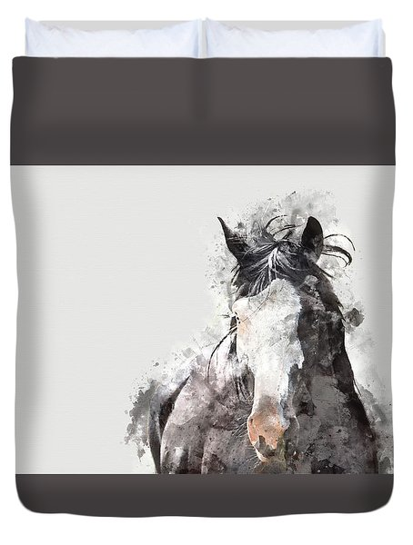 Introductions Duvet Cover