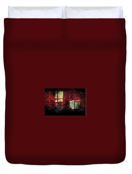Introspection Duvet Cover