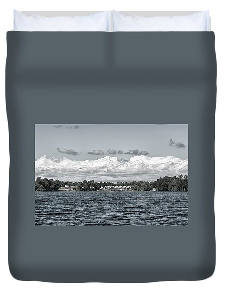 Invermara Bay Duvet Cover