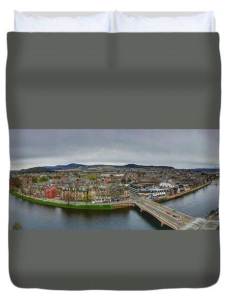 Inverness Duvet Cover