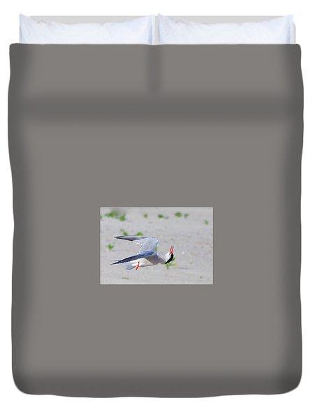 Inverted Flight Duvet Cover