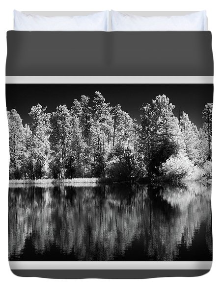 Invisible Reflection Duvet Cover