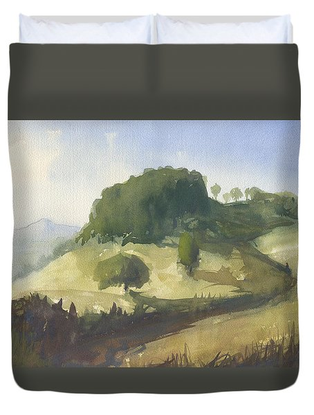 Inviting Path Duvet Cover