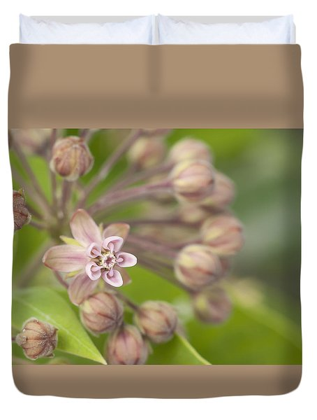 Inviting The Monarch Duvet Cover