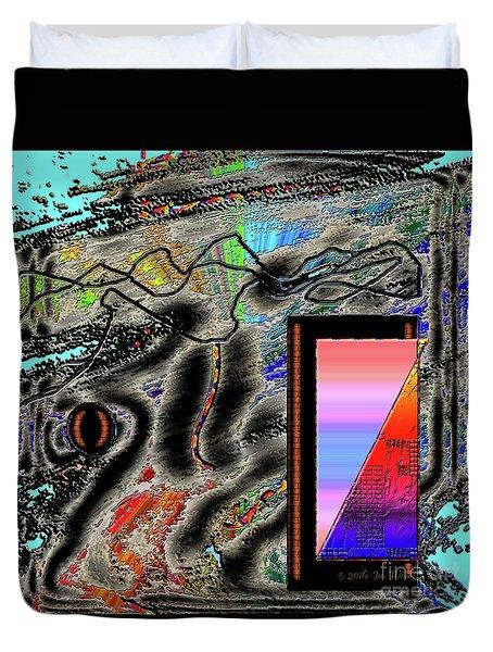Inw_20a6507 Universal Mining_custom-spectrum Duvet Cover
